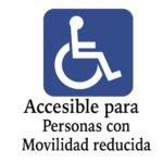 personas movilidad reducida